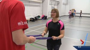 Hailey Wickenheiser helps bring sport to young adults on the autism spectrum