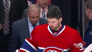 Carey Price's status for game 2 still uncertain