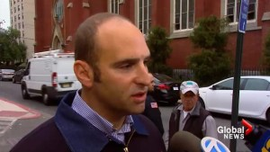 New Jersey hospitals treating dozens of injured train passengers