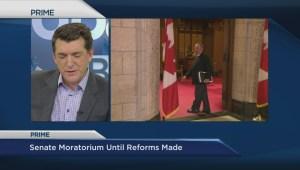 Will Stephen Harper end the senate?