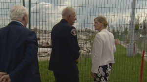 Royal visit for Fort McMurray as Countess of Wessex tours city
