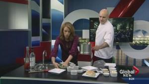 Saturday Chef – Chimmichurri Mussels