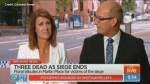 Australian news anchor breaks down on live TV