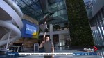 A stunning, acrobatic performance by Cirkopolis on The Morning Show