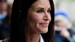 Courteney Cox says she regrets 'things' she's done to her face