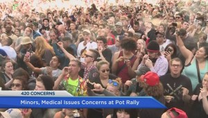 Concerns raised ahead of 4/20 rally at Sunset Beach