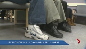 Explosion in alcohol-related illness