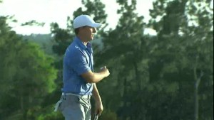 The Masters: Spieth in control heading in final round