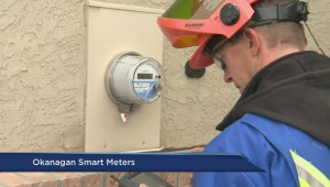 Smart meter controversy surfaces in Okanagan
