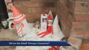 Is 'Elf on the Shelf' priming kids for life in a police state?