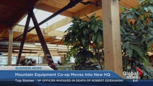 BIV: Mountain Equipment Co-op moves into new HQ