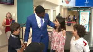 Subban foundation raises $1.4M