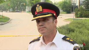 Winnipeg Police says explosion seems to be isolated incident