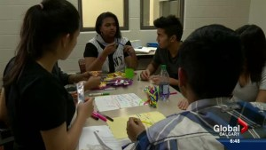 Unique Calgary program helps immigrant teens adapt to Canadian society
