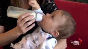 Quebec's breast milk bank has growing demand