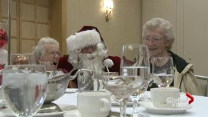 Seniors treated to a Christmas to Remember