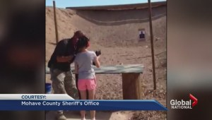 9-year-old kills shooting instructor with Uzi