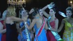 Runner-up snatches crown off winner during Brazilian beauty pageant