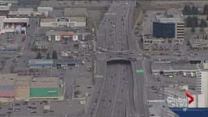 Calgary named the least congested major Canadian city