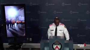 Chief Saunders describes Nuit Blanche incident as 'extremely disturbing'