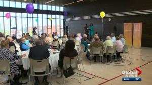 Volunteers recognized for dedication to seniors