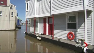 Few safety regulations for float home living