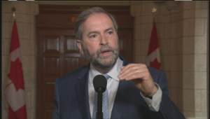 Tom Mulcair defends NDP's use of satellite offices