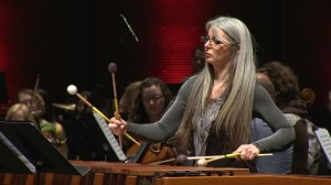 Grammy Award winning deaf percussionist wows audiences