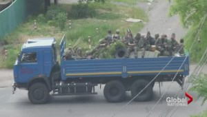 Ukraine's border battle with Russia