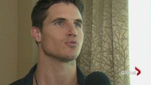 In discussion with 'Max' star Robbie Amell