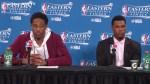DeRozan talks 'footwork,' Cavaliers being well rested following Raptors' loss