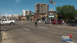 Some businesses concerned by planned overhaul of west end of Jasper Avenue