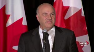 O'Leary says 'real reason' he dropped out of leadership race was low Quebec support, seats