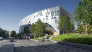 Central library design unveiled