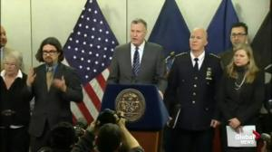 NYC Mayor: Blizzard could be 'one of the largest in the history of New York City'