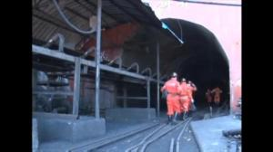 Raw video: Aftermath of deadly mine accident in China