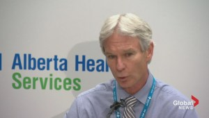 Alberta Health Services says it's unlikely patient at Calgary hospital has Ebola