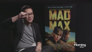 'Mad Max' actor and director discuss the reboot