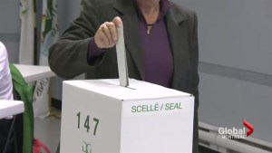 Quebec voters head to polls in 2 byelections
