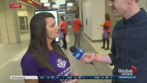 Spreading kindness across Winnipeg