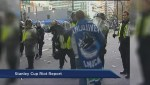 B.C. Criminal Justice Branch release cost of Stanley Cup riot prosecution