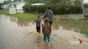Flood risk continues in southern Alberta