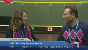 Canada Day Winter 2015: Squash events