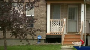 2 charged in unlawful confinement case after 'bound injured man' runs out of Calgary home