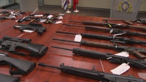 Regina police offering leisure or transit passes for unwanted guns