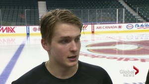 One-on-One with Canucks #1 pick Jake Virtanen