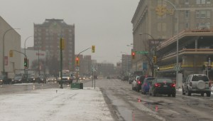 Before and after video of Winnipeg's first snowfall in November