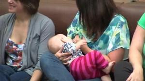 Breast feeding plan controversy