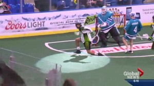 Your Neighbourhood:  Lacrosse Canada's national sport?