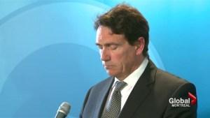 Pierre Karl Péladeau quits politics